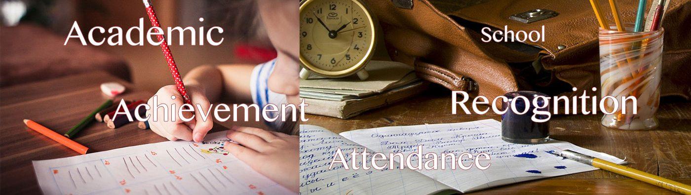 Academic, Recognition, Achievement Category